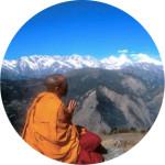 тибетский монах